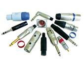 Buchsen-Stecker-Adapter