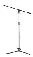 Microphone stands and music stands