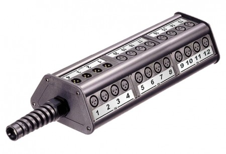 Schulz Kabel: NSB 3 A (Light and stage technology - Stageboxes - )